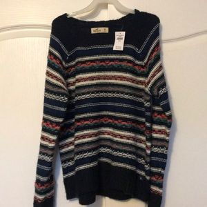 I'm selling a Hollister sweater
